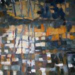 Sänneshulst (Suède) . Huile sur toile . 130x97cm . Vendu / Sold / Verkauft