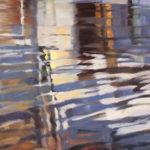 Contretemps . Huile sur toile . 89x130cm . Vendu / Sold / Verkauft